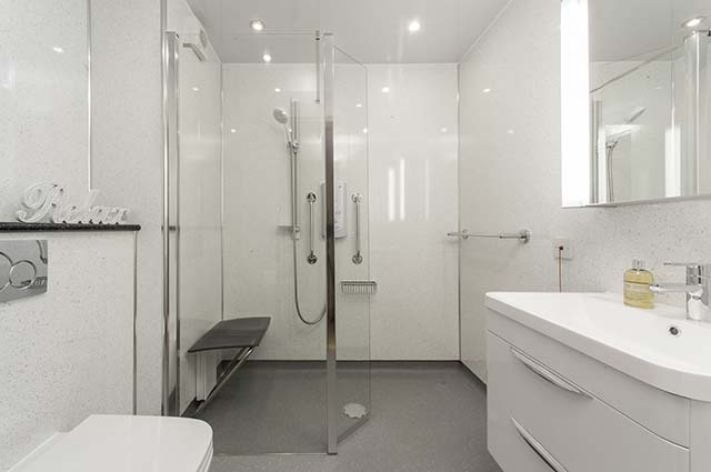 Making Your Bathroom Senior/ Disabled Friendly