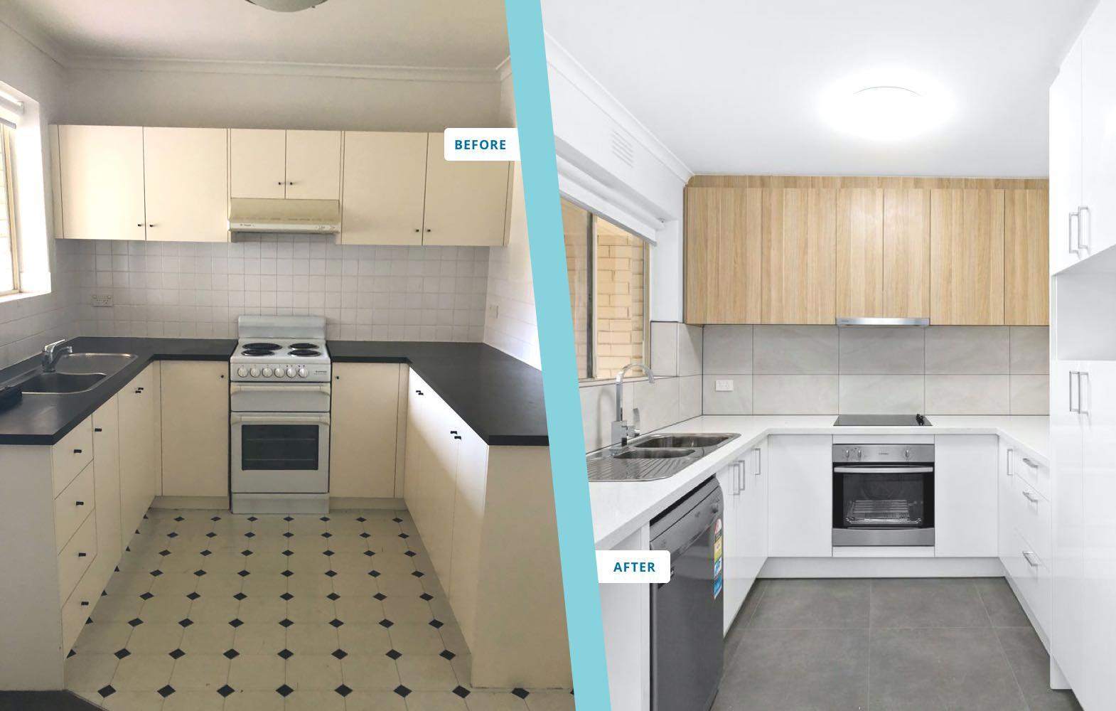 Melbourne Kitchen Renovations